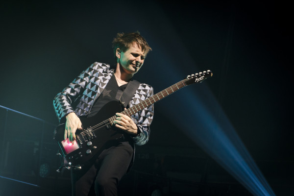MUSE – The 2nd Law Tour